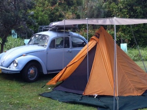 Camping at RR 1