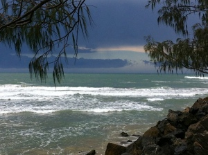 Coffs storm brewing