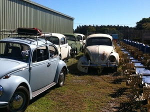 VW in semi retirement