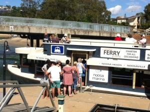noosa ferry cruise