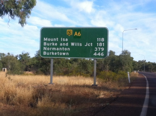on wards to mt isa