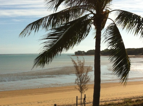 foreshore of darwin- stunning