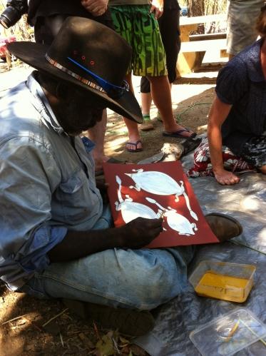 locals painting