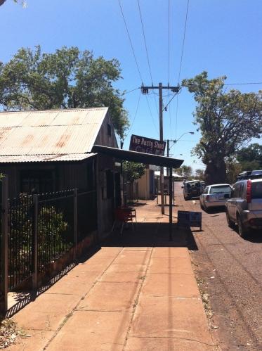 tin shack cafe-wyhdam