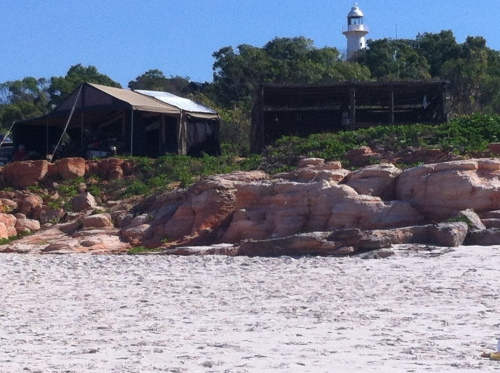 other accomidation n the light hose at cape l