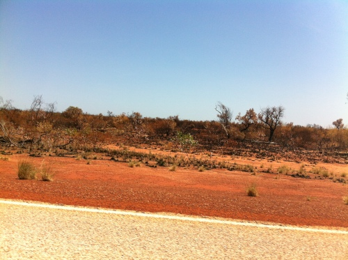the view on the rd levying broome to pt headland