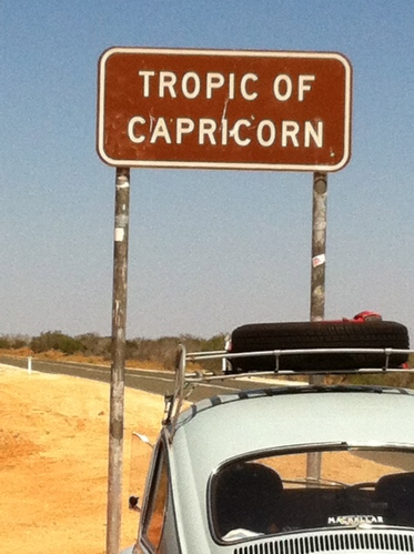 the tropic of cap- amazing effort form myself and the rocket !!!