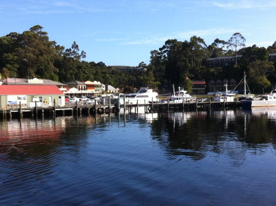 stanley harbour