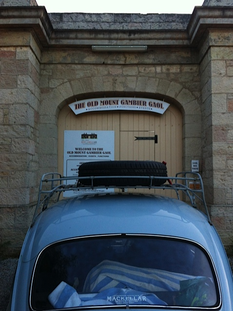 MG Gaol