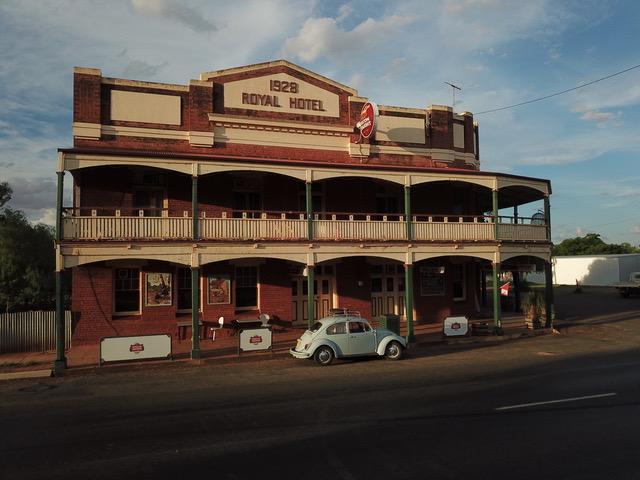Royal Hotel 1